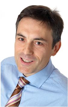 David Bossan, président et fondateur d'Arol Energy SAS