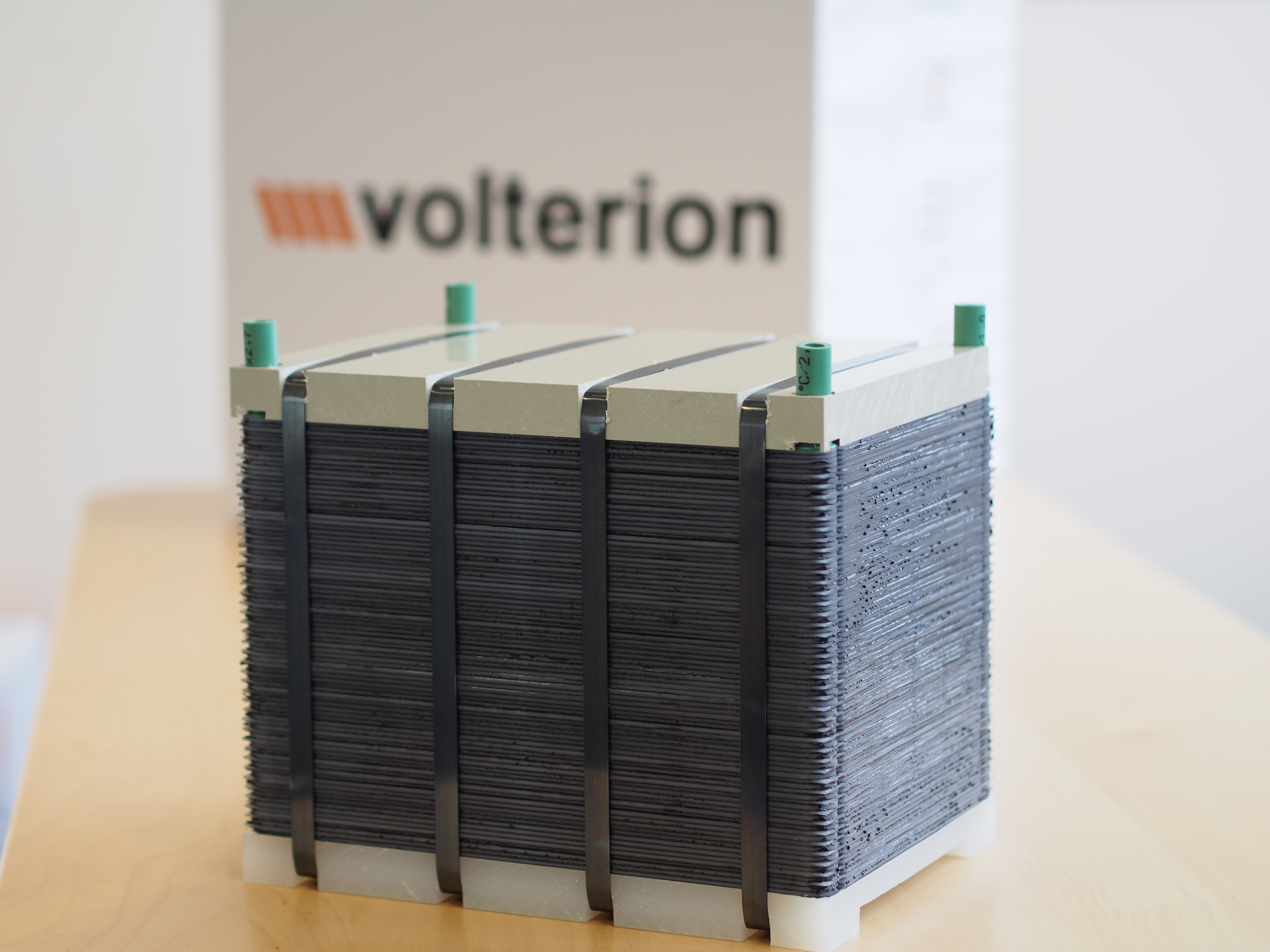 Volterion Stack mit 2,5kW Leistung